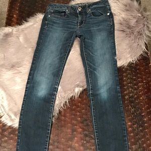 AEO Skinny Jeans- Size 2 Long
